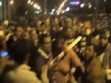 An Egyptian Guy Attacked BY Muslim Brotherhood Supporters Anti Morsi Demonstration