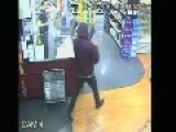 Armed Robbery In Warwickshire, UK