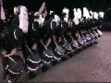 Amazing Drum Show At Edinburgh Military Tattoo