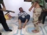 Assadist Pigs Torture Sunni Civillians For Fun