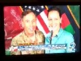 "ABC Denver Misnames Petraeus Book: ""All Up In My Snatch"""