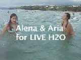 Alena & Aria For LIVE H2O