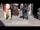 Amsterdam Anti-pickpocketteam Busts Eastern Europeans Dressed Up As Muslim Women