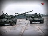 Ballet Of Tanks: T-90, T-80, Msta-s
