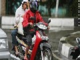 Ban On 'straddling Motorbikes' Draws Indonesia Outcry