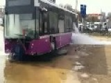 Bus On Water