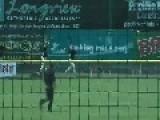 Best Baseball American Cricket Catch Ever