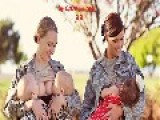 Breastfeeding: Military Moms