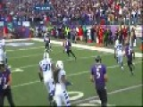 Baltimore Ravens 2012 Season Touch Down Reel With Music From Metallica