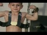 Bodybuilding Kid