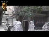 Battles At Palestinian Yarmouk Refugee Camp In Damascus