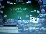 Bad Beat Poker Hand