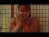 Blood Shower Prank With Hidden Cam In Public Swimming Pool