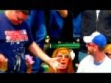 Baseball Fan Fail
