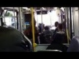 Bizarre Bus Argument: Get Off This Bus Satan!
