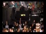 Billie Joe Armstrong Bashes Justin Bieber & Guitar At IHeart Music Festival