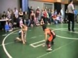 Beast Kid Dominating Wrestling