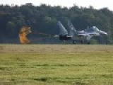 Berlin Air Show 2012 - MiG29 Polish Air Force *volume Warning*
