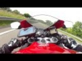 CBR 1000RR Germany Riding 2012
