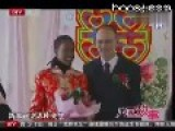 Chinese Black Couple Live Happy Life