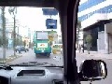 Cab Ride Through Lima
