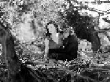 Cheetah With Maureen O'Sullivan In Tarzan And His Mate 1934