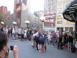 Crazy Street Performer - NYC