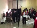 Catching Chairs & Tossin Tables: Big Brawl At NC Awards Ball!