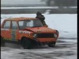 Crash Test Russian Style