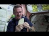 Cmdr Chris Hadfield's Space Kitchen
