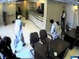 CCTV: Rs1.2 Million Bank Robbery In Karachi