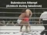 Catch Wrestling: A Study Of Kazushi Sakuraba Plus Highlight Video