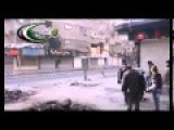 Civilians Getting Out Of Dodge Damascus