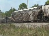 Central Ave Metarie Louisiana Train Wreck