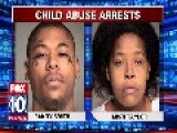 Couple Arrested After Beating 7-year-old Over Homework