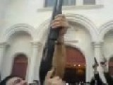 Crazy Arabic Wedding Shooting