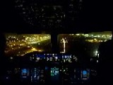 Cockpit View - Dubai Landing