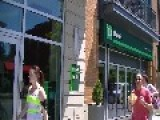Climate First Protests Inside Two Branches Of TD Bank