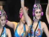 Chinese Peking Opera In Bikini Made People Angry