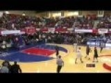 Crazy Buzzer Beater! New Rochelle Vs Mount Vernon