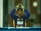 Cricket Player Jubilation Fail