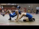 Crazy Wrestling Move