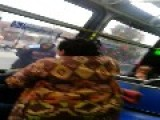 Christmas Eve Fight On The Bronx 15 Bus 12 24 12
