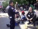 Cops Are Now Harassing People For Sitting In A Park