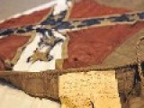 Civil War-era Confederate Flag Donated To Virginia Museum 148 Years Later