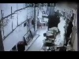 CCTV : Footage Of Police Violence In Danzhou Province, China