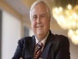 Clive Palmer REPLY To: Drink Less, Work More: World's Richest Woman, Gina Rinehart