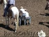 Calf Is Killed At 2012 Reno Rodeo Sponsored By Coca-Cola, Les Schwab Tires, Dodge, Wrangler, Jack Daniels, Coors