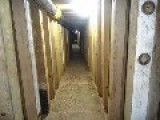 Discovery Of Major Drug Smuggling Tunnel South Of Yuma