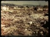 Damage And Destruction Unclassified Nuclear Test Film Silent